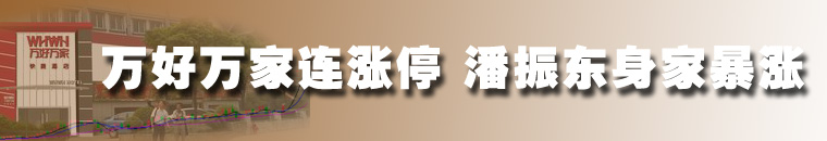 潘振东家族29年财富历程